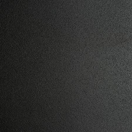 Alluminio Verniciato Goffrato Graphite - GFM69