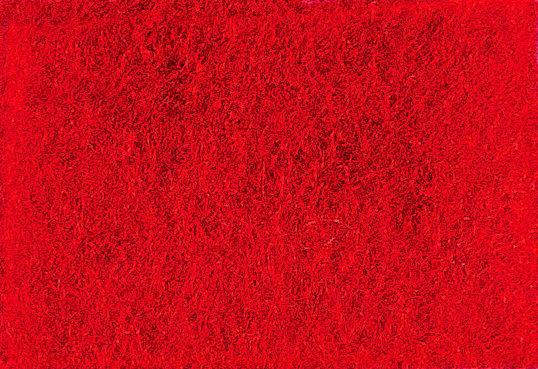 Pad di seduta optionale Lana naturale rosso TPAD01