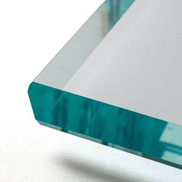 Cristallo Trasparente Extrachiaro Bisellato